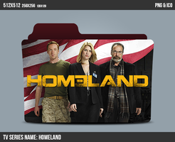 Homeland folder icon by kasbandi