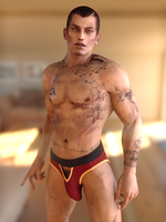 DOA: Rig, Casual Afternoon. by JavierMicheal