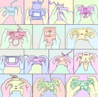 Video Games by SuperPhazed