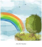 At The End Of Rainbow by ripatapir