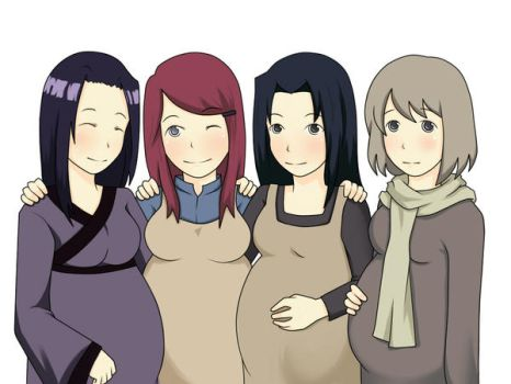 pregnant plz: with karura by YangMeiLing