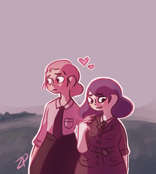 Walk by CandyClouds22