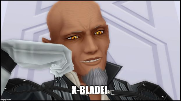 X-BLADES! by Antogames