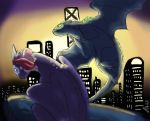 night city - contest by DrowsyLiger