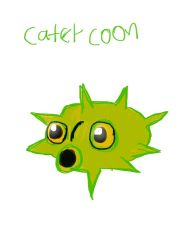 Catercoon by HCShannon
