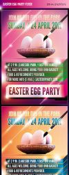 Easter Egg Party Flyer by csuz