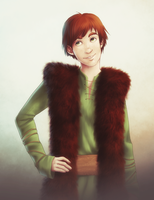 Hiccup - ''Oh, that Toothless...'' by trowicia