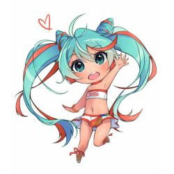2016 Racing Miku (Thailand Buriram ver) by destizeph