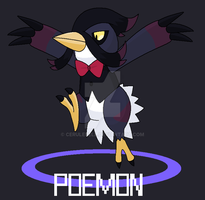 Poemon by Cerulebell