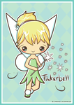 Tinkerbell by xXMandy20Xx