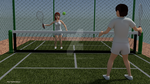 Anyone for Tennis by fev-rocks