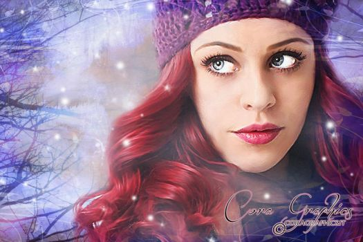 Sweet Winter by CoraGraphics