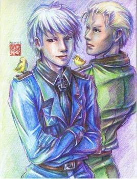 APH- Prussia and Germany by Aquarina12