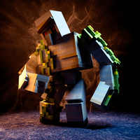 MCStudio: Iron Golem Take-2 by TheDuckCow