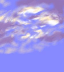 Clouds by awlaux