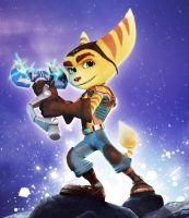 Ratchet and Clank Movie Ratchet by Ratchetfan2006