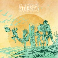 Echoes of Eternea - Soundtrack Album Artwork by muddymelly