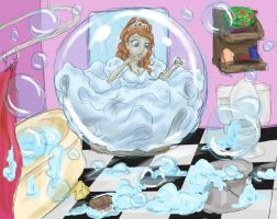 Enchanted suds by Spartly