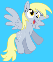 Derpy Hooves by HeartinaRosebud