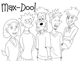 Max-Doo! by skyvolt2000