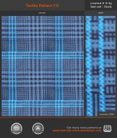 Textile Pattern 7.0 by Sed-rah-Stock