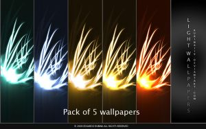 Light Wallpapers by rubina119