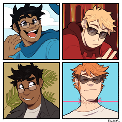 some boys, just some dudes by TODD-NET