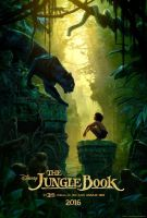 First Official Jungle Book (2016) teaser poster by Artlover67