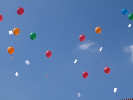 balloons three by sternchen06