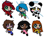 PPG STYLE ADOPTS (5 points each) oUo by Shleet338