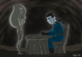 Drakken's Lament by Slyrr
