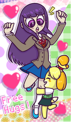 Free Hugs! [CROSSOVER CM] by Create-Me-Girl