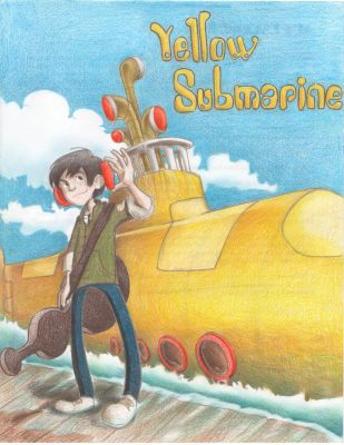 Boy A and the Yellow Submarine by dodobirdsong