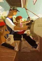 Driving Lessons by PascalCampion