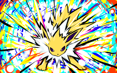 Jolteon | Shock Wave by ishmam