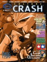 CultureCrashComics Issue 3 by CultureCrashComics