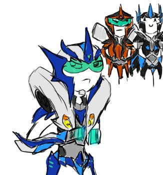 One Of you took my energon... by JETFIREtherebel