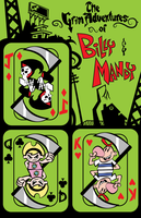 The Grim Adventures of Billy and Mandy Poster by CaptnPenguin