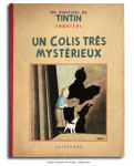 Tintin: A Most Mysterious Parcel by Bispro