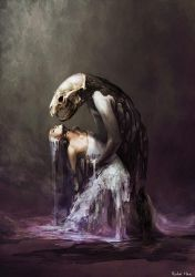 His only wish was to touch by Ryohei-Hase