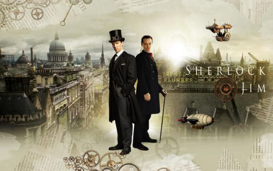 Sheriarty 1 by AnnGeea
