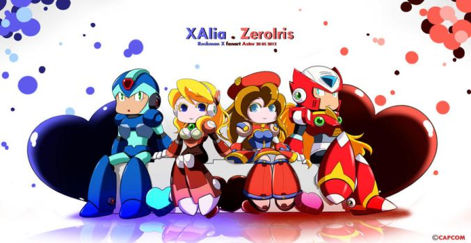 Explore Megamanx On DeviantArt