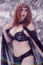 Black Frost 1 by Stephvanrijn