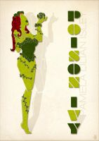 Poison Ivy by LilysFactory