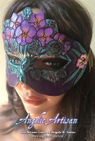 February's Mask by Angelic-Artisan