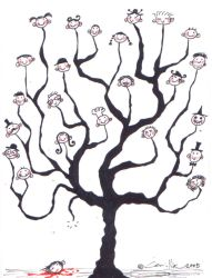 the tree by cecilliahidayat