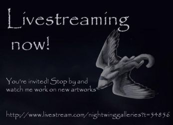 Livestream 12-27-17 by silvermoonnw