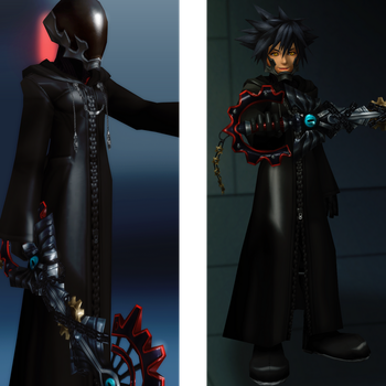 Vanitas - KH3 (XPS Download) by JointOperation