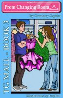 TG Mall Book #3 Now on Amazon and Lulu! by CourtneyCaptisa