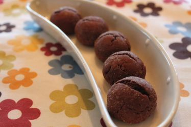 Mexican Chocolate Snickerdoodles by Nishipu